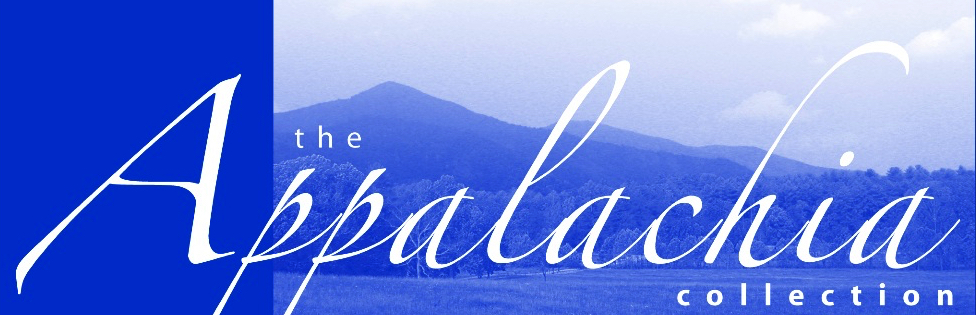 APPALACHIAN COLLECTION banner