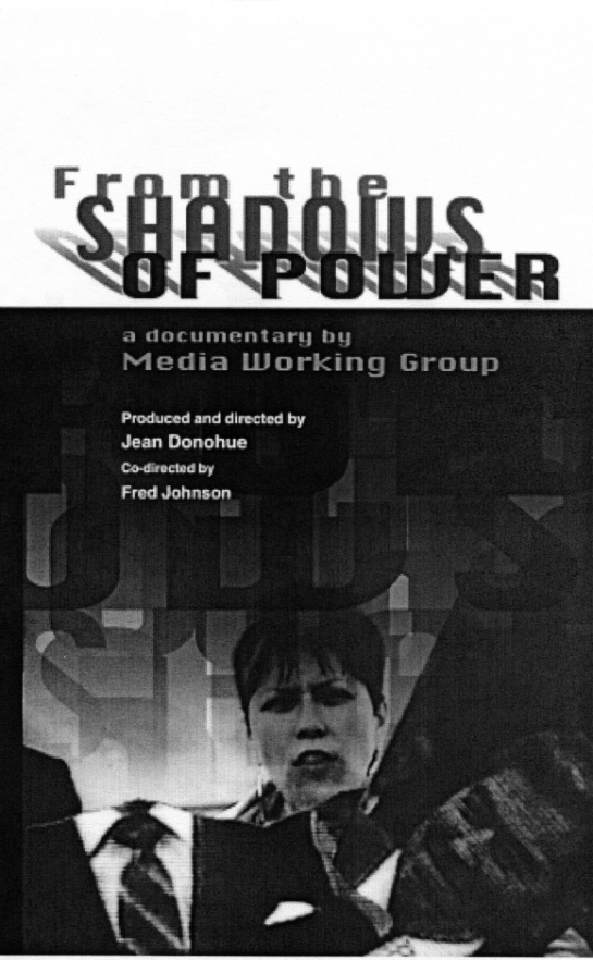 SHADOWS DVD SIZED